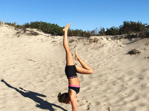 Benefits of Taking your Yoga Practice Outside