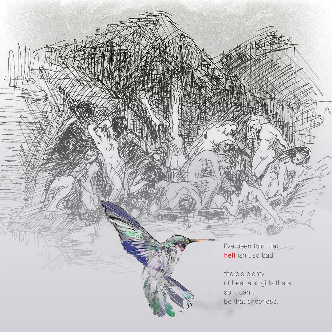 hell and hummingbird