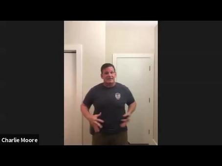 Charlie Moore Training