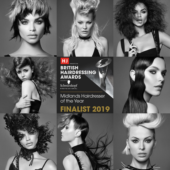 British Hairdressing Awards 2019