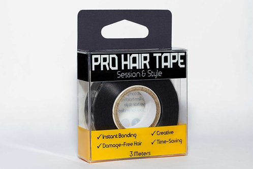 Pro Hair Tape - BLACK