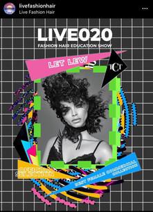 Liva Fashion Hair Awards 2020