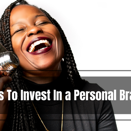 3 Reasons To Invest In A Personal Brand Photoshoot