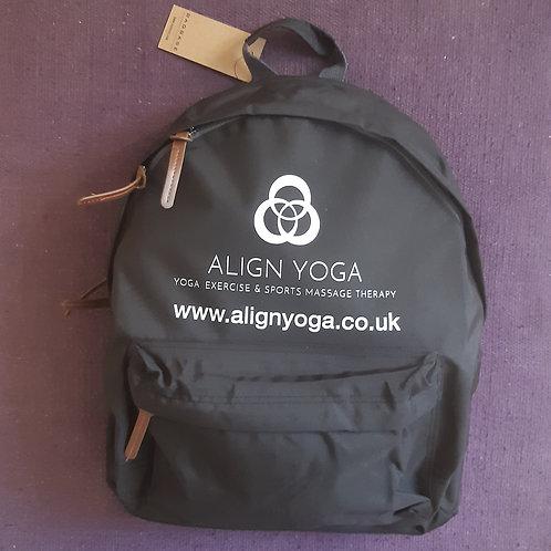 Align Yoga 'Mind Body Spirit' Bag