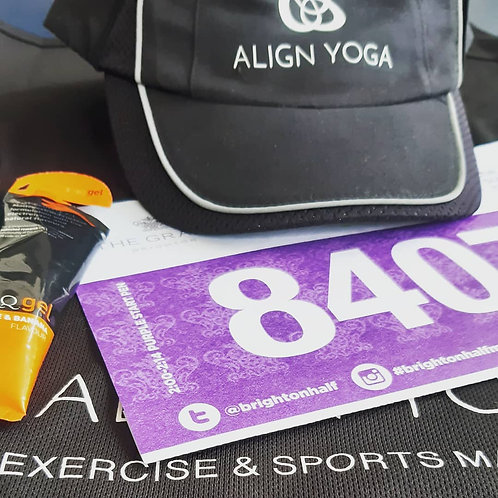 Align Yoga Sports Cap - Black