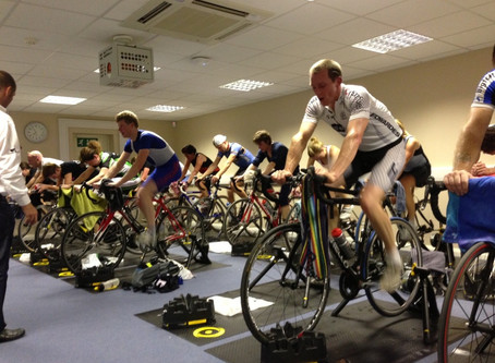 Weekly Group Turbo Training Sessions Starting Soon...