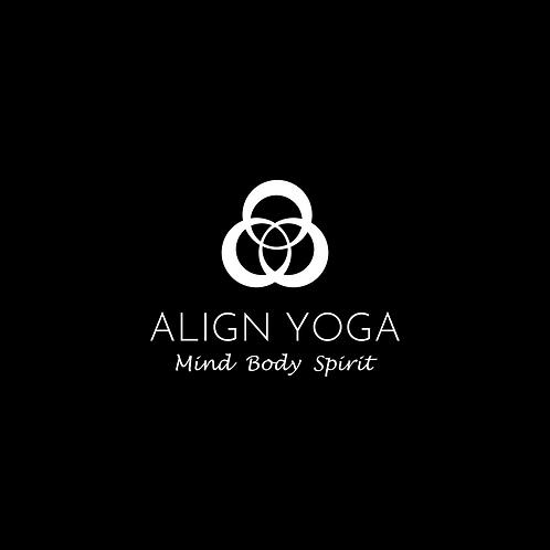 Align Yoga Women's Zip Up Hoodie
