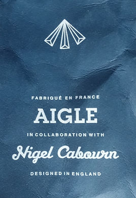 AIGLE(エーグル) IN COLLABORATION WITH Nigel Cabourn(ナイジェルケーボン)