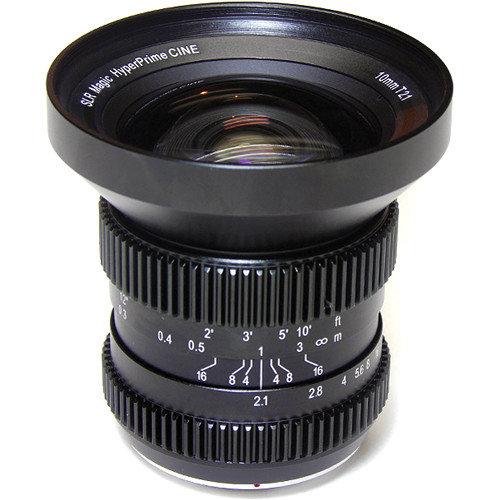 HyperPrime 10mm T2.1