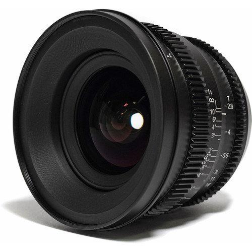 MicroPrime CINE 18mm T2.8 MFT