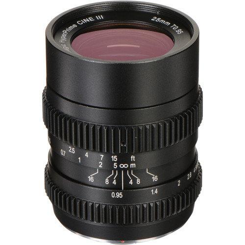 HyperPrime 25mm T0.95 III