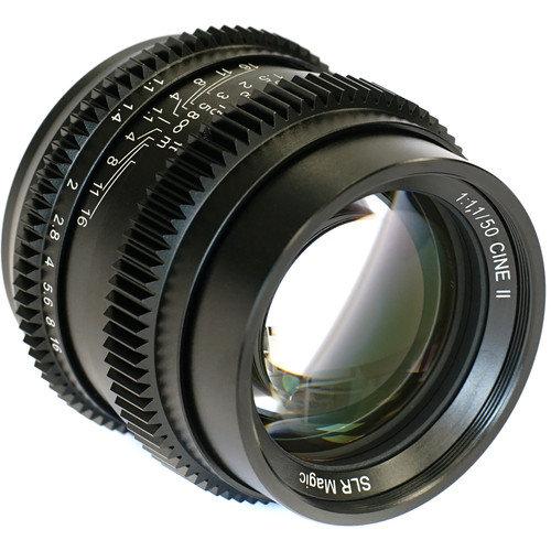50mm F1.1