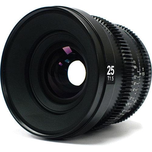 MicroPrime CINE 25mm T1.5