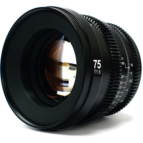 MicroPrime CINE 75mm T1.5
