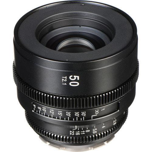 APO HyperPrime CINE 50mm T2.1