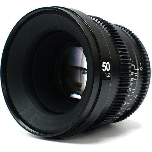 MicroPrime CINE 50mm T1.2