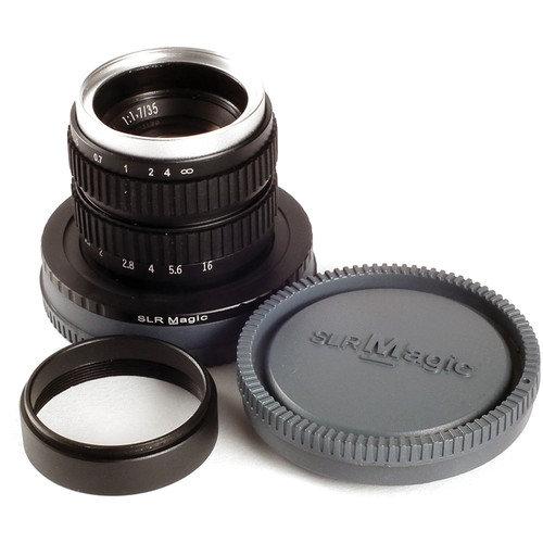 35mm F1.7 E-mount
