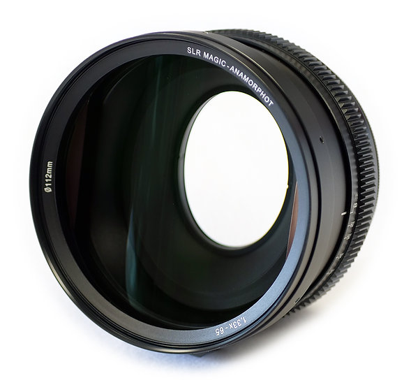 SLR Magic 1,33x - 65 Adapter with Gear