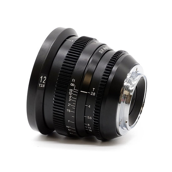 MicroPrime CINE 12mm T2.8 (APS-C)