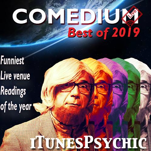 COMEDIUM -Funniest readings of 2019 - LIVE Venue recordings