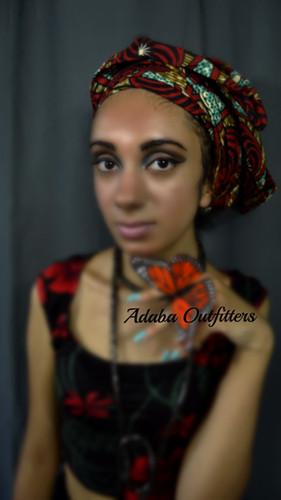 Queen Amina's Gele