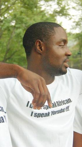 I Speak Yoruba
