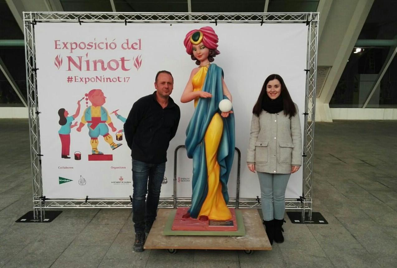 NINOTS ART I CIENCIA