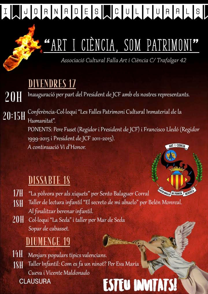 ART I CIENCIA, SOM PATRIMONI