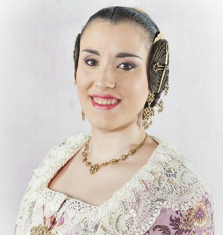 LORENA CORNAGO TARIN FALLERA MAYOR 2016