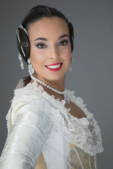 SARA FERNANDEZ ROCATI FALLERA MAYOR INFANTIL 2016