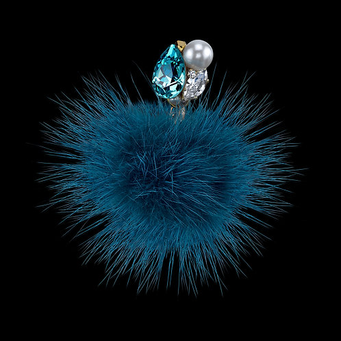 Turquoise Blue Gerbera