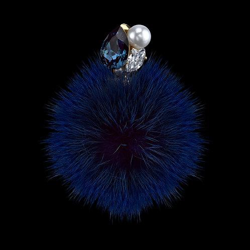 Blue Centaurea Cyanus