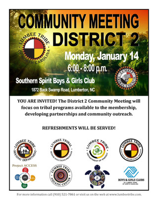 District 2 Community Meeting