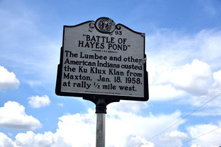 This Year Marks the 61st Anniversary of the Historical Battle of Hayes Pond