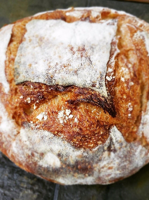 Herbs de Provence Sourdough Bread