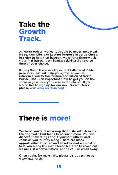 21. Growth Track