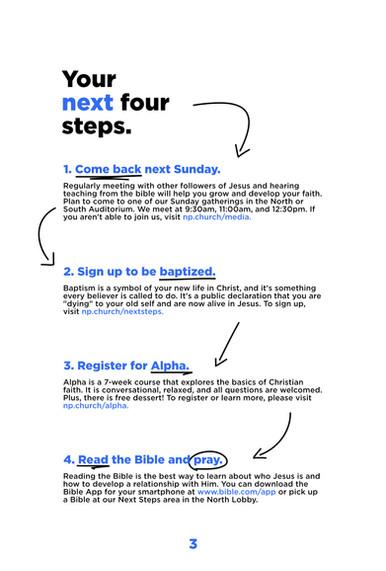5. Next Steps