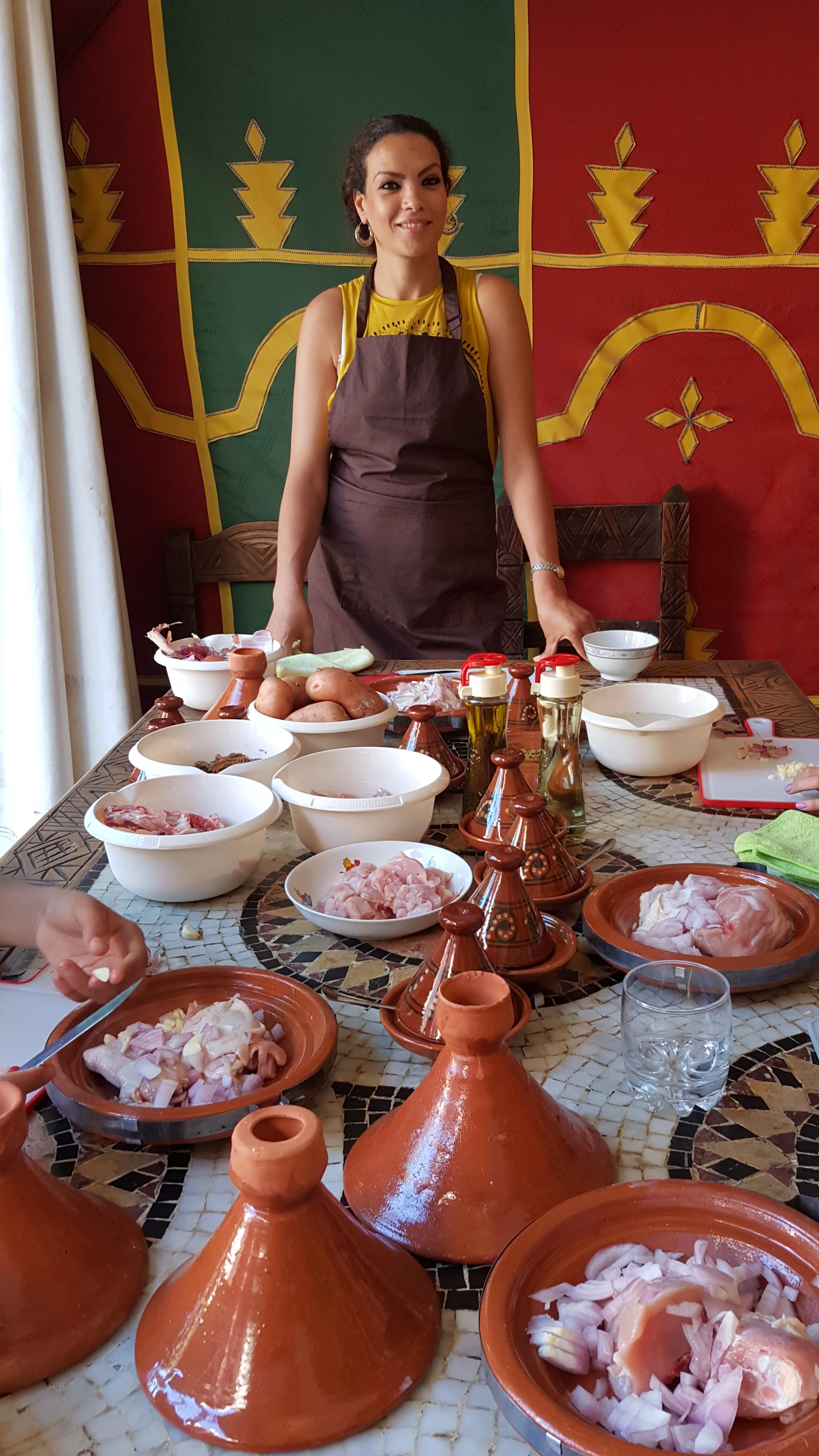 Chef Fatim-Zahra
