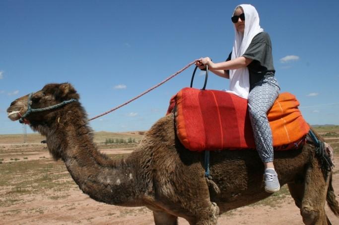 Camel Ride Marrakech (7)