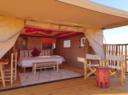 Nkhila Lodge Luxury Tent