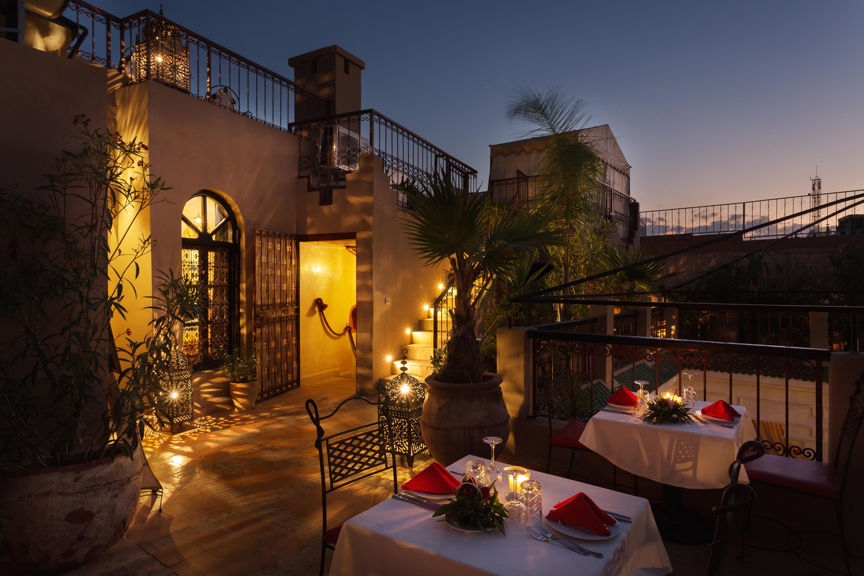 Riad Africa - Terrace (4)