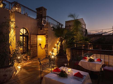 Riad Africa - Terrace