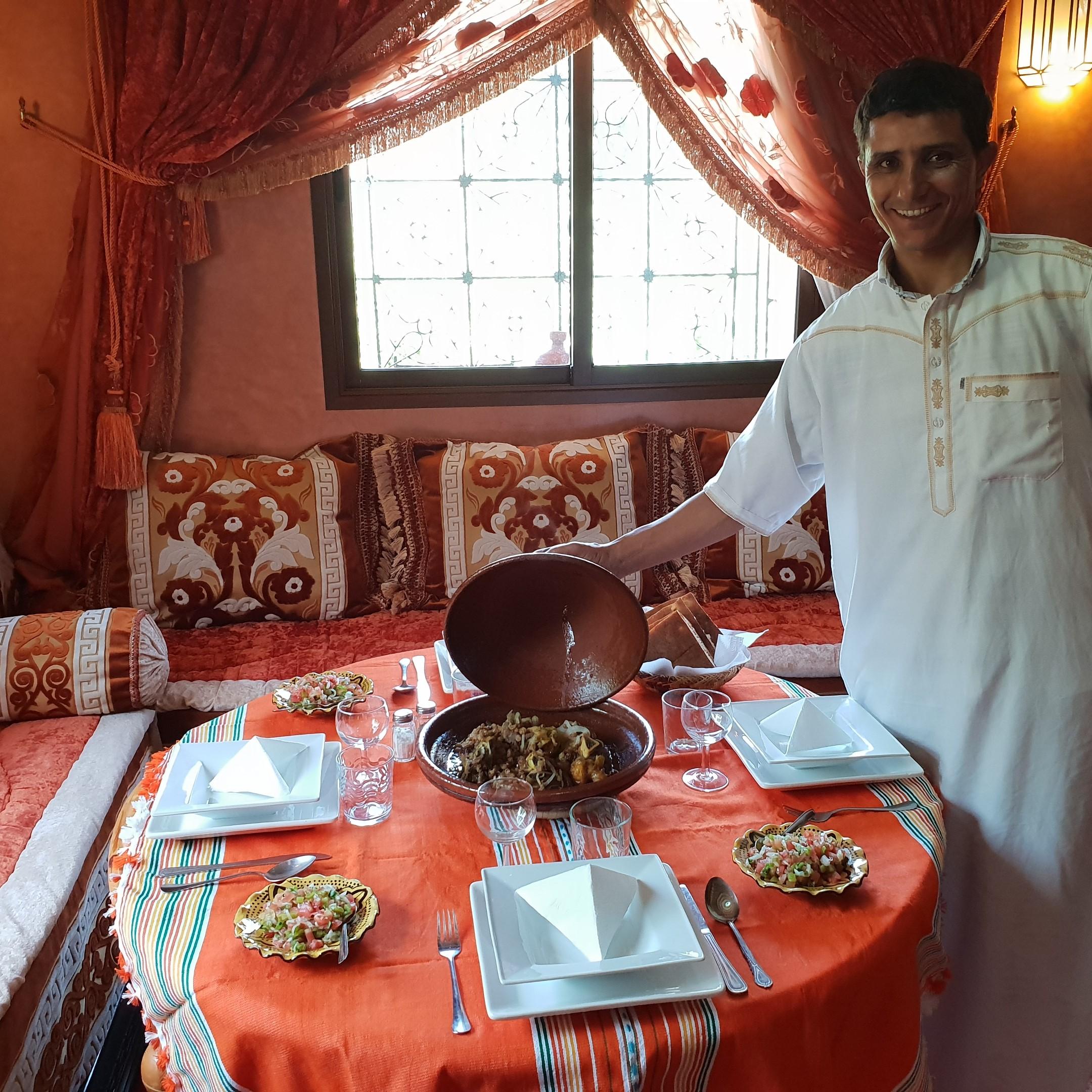 Dining at Dar Assarou (3)
