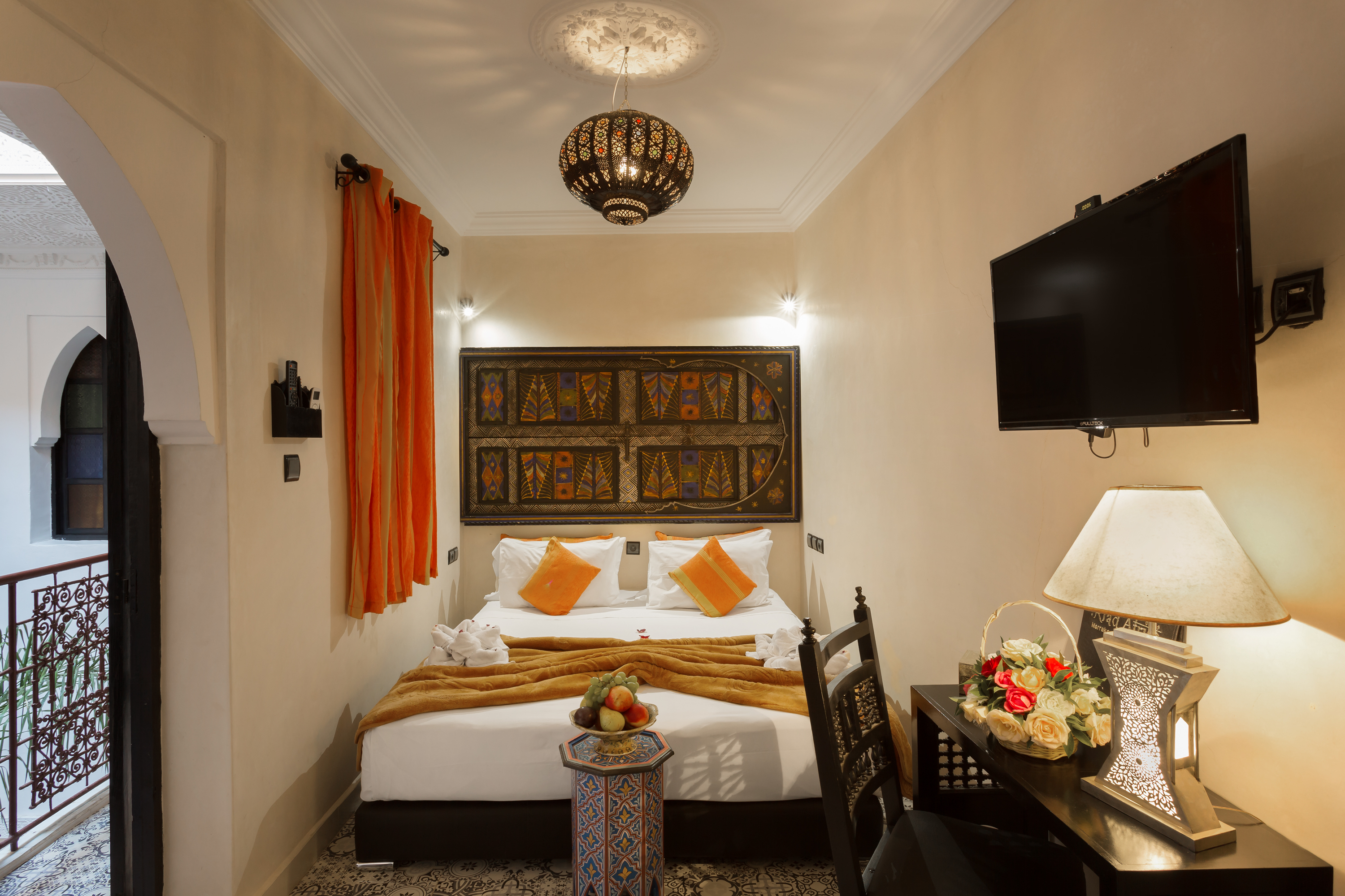 Riad Africa - Standard Safari Rooms (5).
