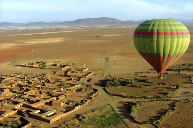 Hot Air Balloon Marrakech (2)