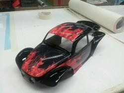 RC Car Mini Wrap