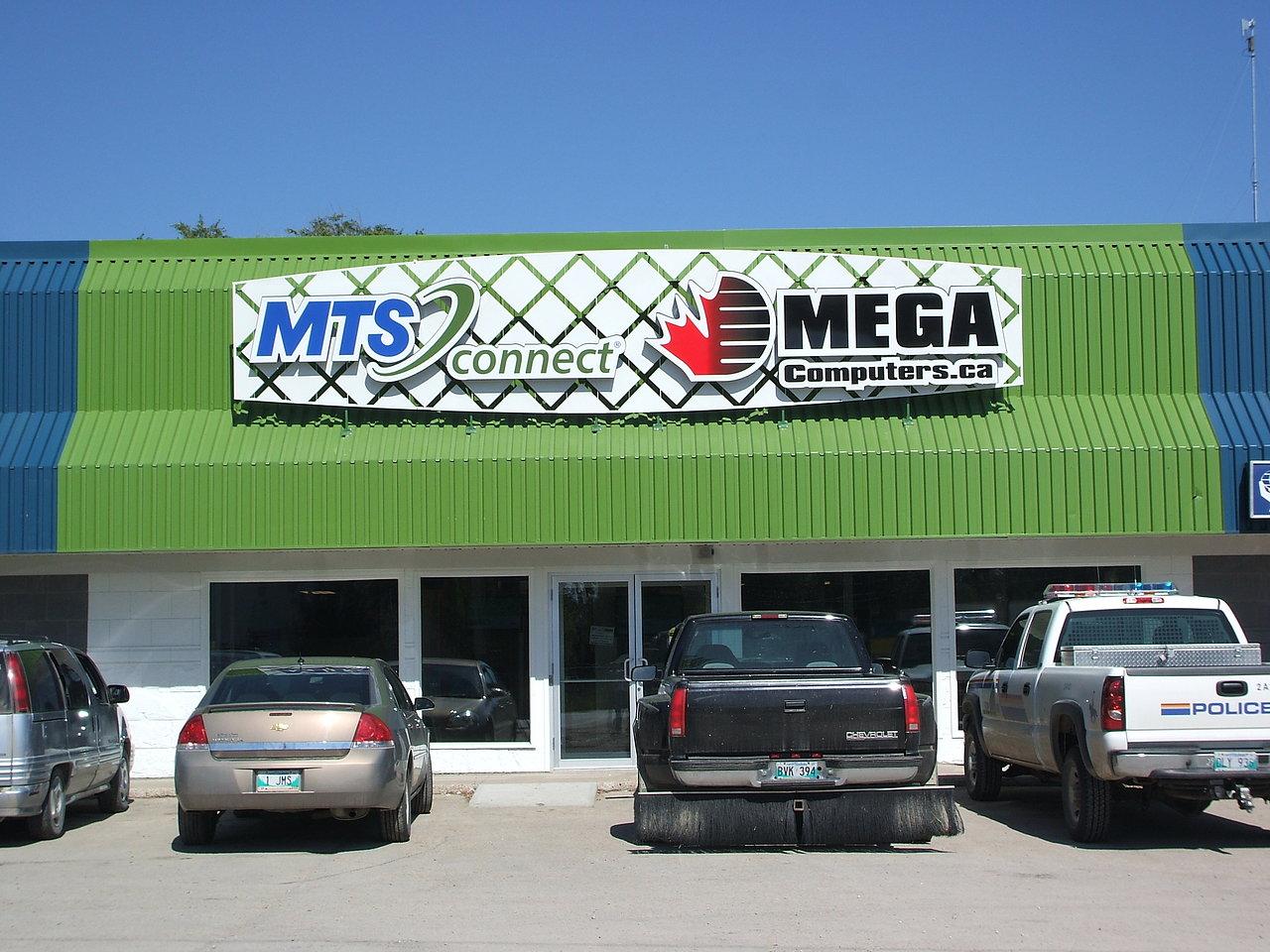 Mega Computers