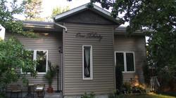 house address