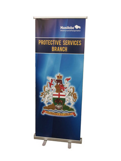 MB Protective Services Display