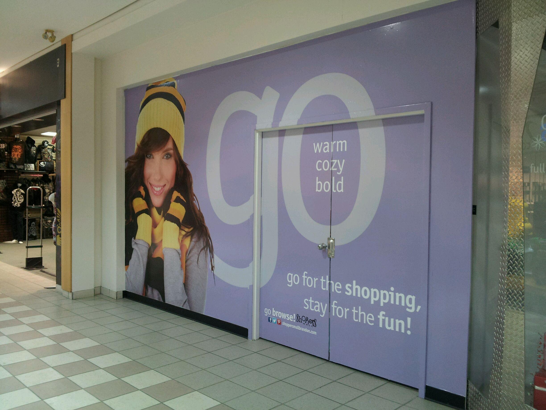 shoppers+mall+hoarding